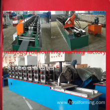 Light keel metal stud and track roll forming machine