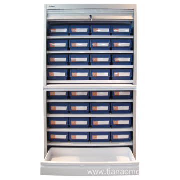 Hospital Steel Detachable Medicine Instrument Cabinet