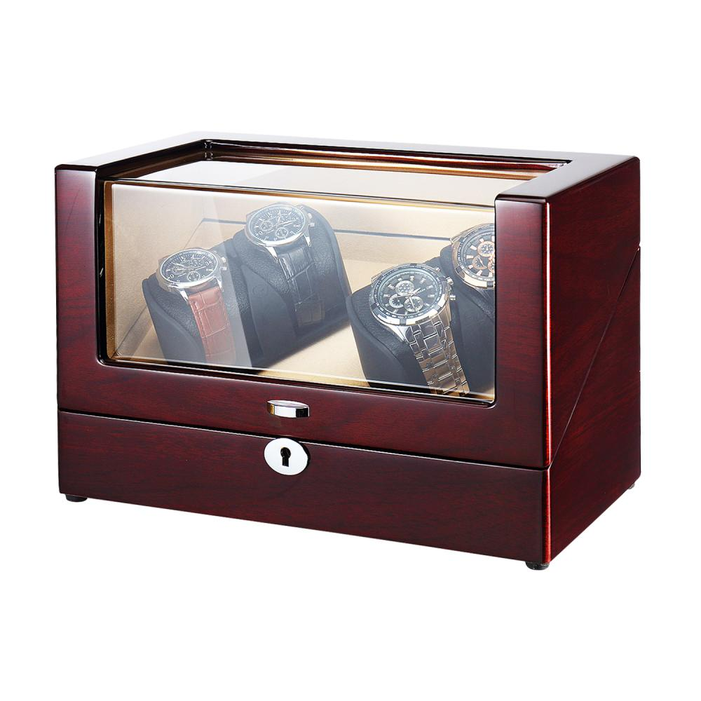 PE finish watch winder