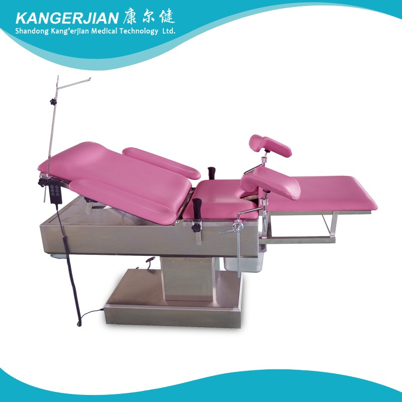 Giving Birth Obstetric Delivery Bed