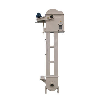 TDTG-6 Low Speed Bucket elevator rice mill processing