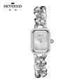 SKYSEED Small Dial lady Trend Wild Strap WATCH
