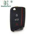 3 Tombol Volkswagen Golf 7 Silicone Key Cover
