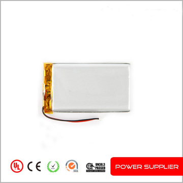 506477 3300mAh Sale Rechargeable lipo flat battery 3.7v