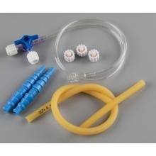 Surgical drain Latex T tube for hospital used