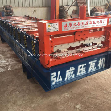 Roof Wall Steel Sheet Roll Forming Machine