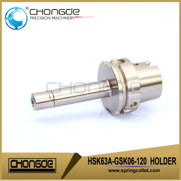 HSK63A-GSK06-120 Ultra accuracy CNC Machine Tool Holder