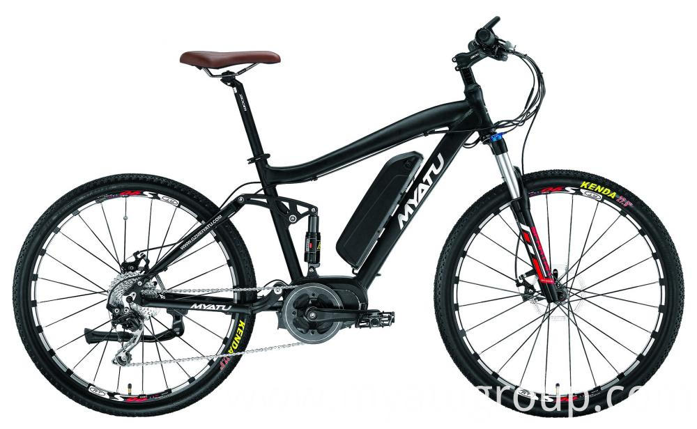 Adult Mountain Electric Bicycle