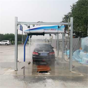 No touch car wash leisu wash touchless car wash machine
