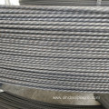 PC wire 4.8mm 7mm export to Bangladesh