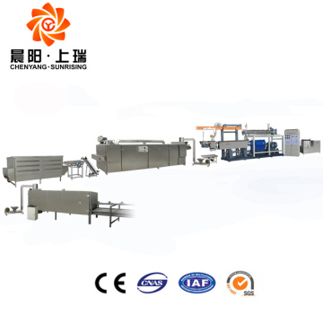 Extrusion automatic nutrition rice extruder machine