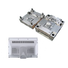 Television and Display Back Housing Plastic injection Mould