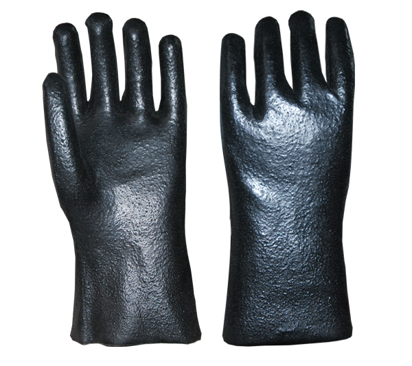 PVC Coated Gloves with 12inch