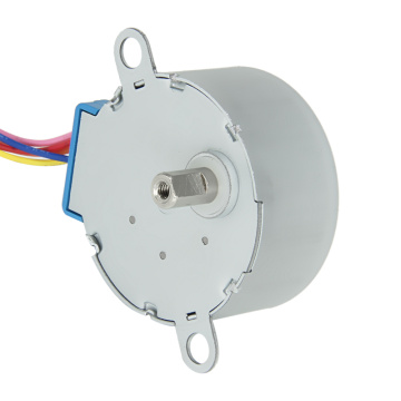 12v dc small worm gear stepping motor