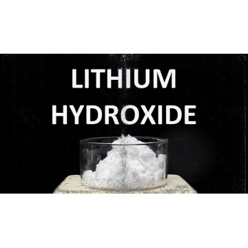what is lithium hydroxide relaxer