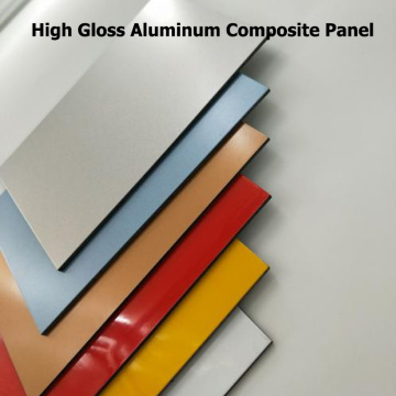 Building Material Decorative Aluminum Acp Sheet