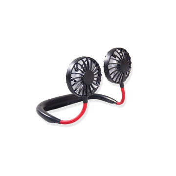 EASTOMMY Hot Selling USB Rechargeable Neckband Fan