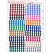 0.4mm cotton plaid shirt