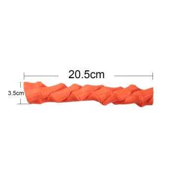 GIBBON China Online Shopping Stick Teething Toys Natural Durable Rubber,Unique pet toys dog bone for Aggressive Chewers
