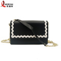 Black Crossbody Cell Phone Wallet Wristlet