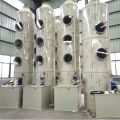 Waste Gas Scrubber for CO2 Treatment