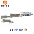 Extrusion nutritional artificial rice machine