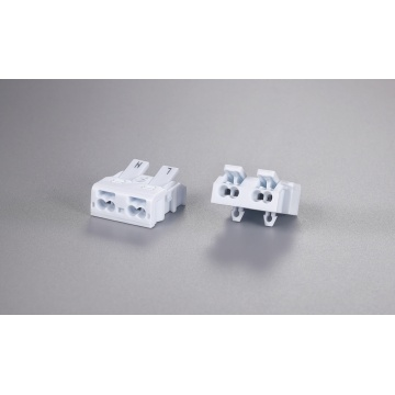 2 Poles Mini Type Multipolar Wire Connector