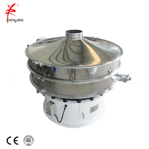 Wood chip Multi-layer vibrating sieve separator