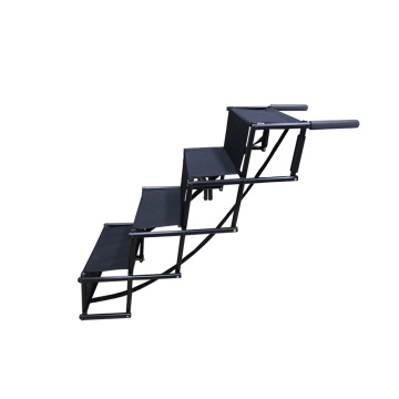 New Products Folding Metal Dog ladder