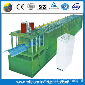 Advanced Cap Ridge Machine