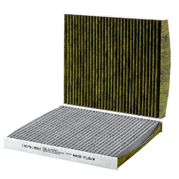 Chrysler Jeep active carbon Cabin Air Filter