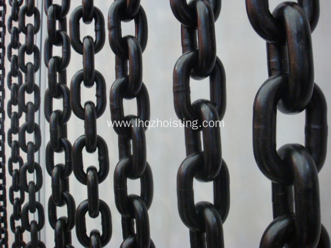 G80 lifting  chain electric chain hoist