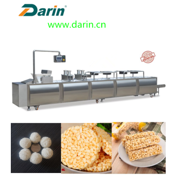 Professional Cereal Bar Molding Machine Producing Line