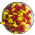 Custom size edible empty hard gelatin capsule