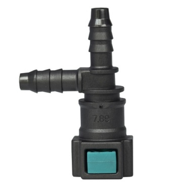 Conductive Quick Connector 7.89(5/16)-ID6-3ways SAE