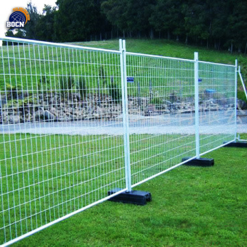 customizable construction temporary fence