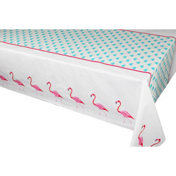 Pvc Printed fitted table covers Jakarta