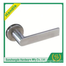 SZD STLH-005 Hand Made Classical Design Stainless Steel Metal Lever Handle For Doors Interior Gate