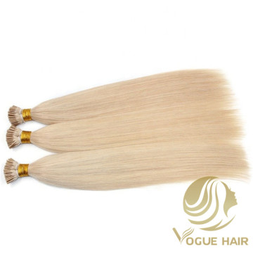 Top quality stick i tip hair extensions