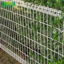 Roll Top GI BRC Mesh Fence Panels
