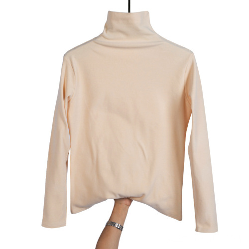 Built-In Base Shirt Women's Autumn New Knitted