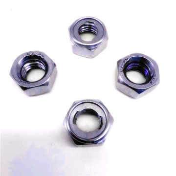 Standard Size Metal Wheel Fingerboard Conduit Lock Nuts
