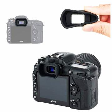 Camera Eyecup Viewfinder Eyepiece for Nikon D7500 D7200 D7100 D7000 D610 D600 D300S D200 D100 D90 D80 D70 D60 D50 FM10