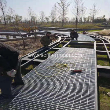 Galvanized Steel Grate Trench Cover