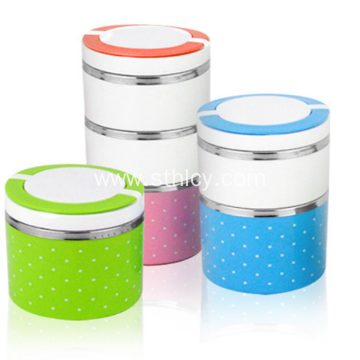 Stainless Steel Sealed Bowl Bento Box