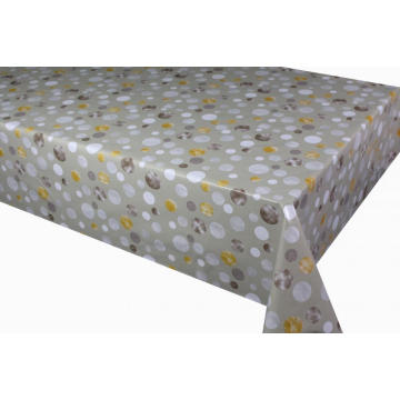 Pvc Printed fitted table covers Sims Table Runner