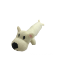 Top Paw Plush White Dog Toy