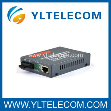 20KM Fiber Optic Media Converter Single-mode Dual-Fiber