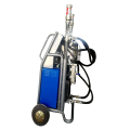 High pressure closed cell polyurea spray foam machine