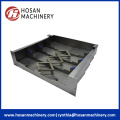 Steel Plate Machine Cover Telescopic Bellow Shield